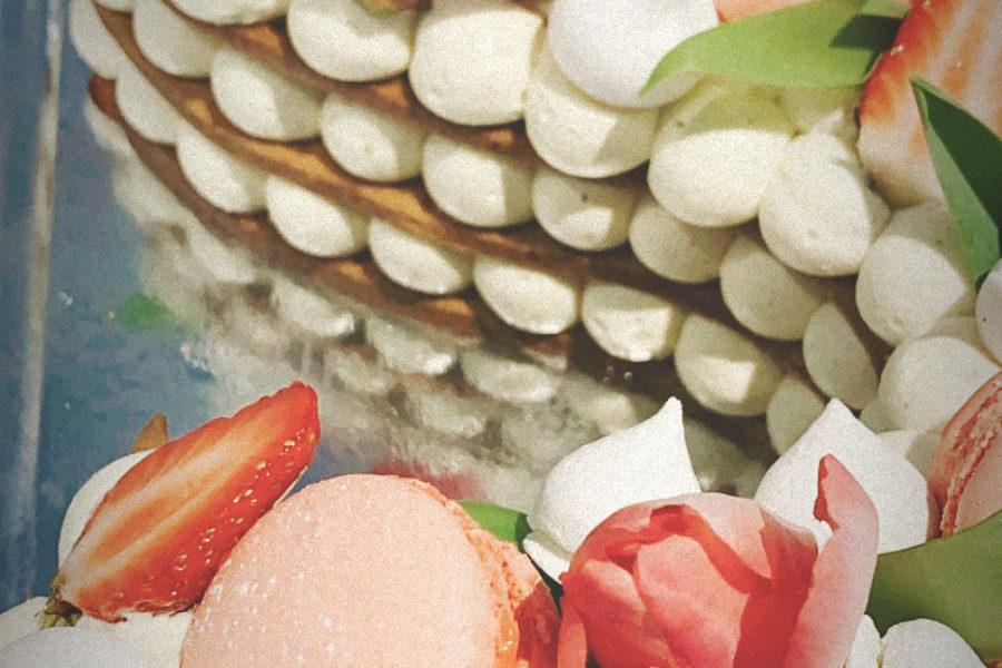 La pâtisserie décorative : le Number cake